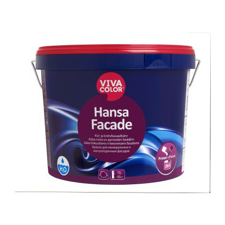 Vivacolor Hansa Facade (2,7l)