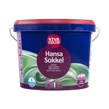 Vivacolor Hansa Sokkel (2,7l)