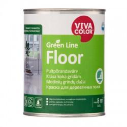 Vivacolor Green Line FLOOR (0,9l)