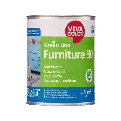Vivacolor Green Line FURNITURE 30 (0,9l)