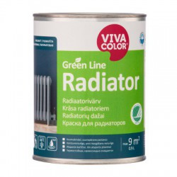 Vivacolor Green Line RADIATOR (0,9l)