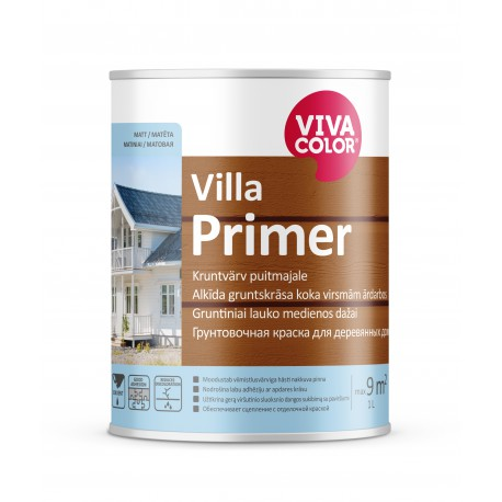 Vivacolor Villa Primer (0,9l)