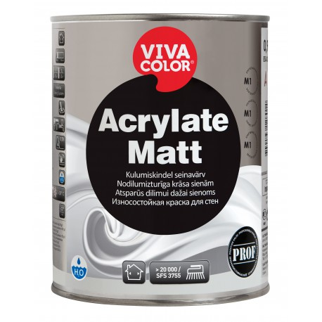 Vivacolor Acrylate Matt (0,9l)