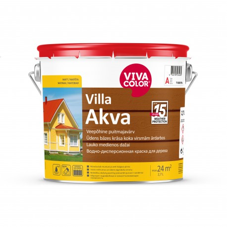 Vivacolor Villa Akva (2,7l)