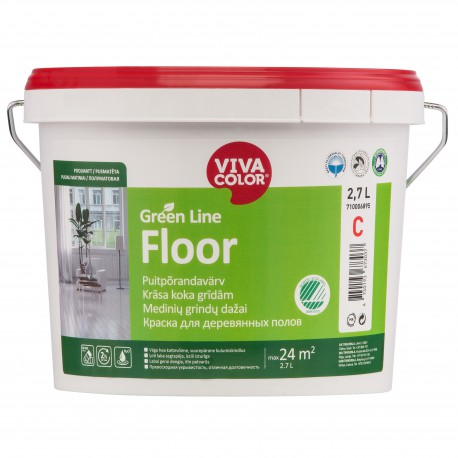 Vivacolor Green Line FLOOR (2,7l)