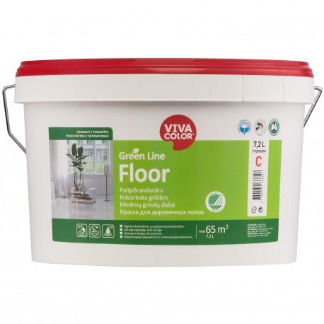 Vivacolor Green Line FLOOR (7,2l)