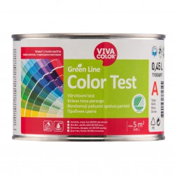 Vivacolor Green Line Color Test (0,45l)