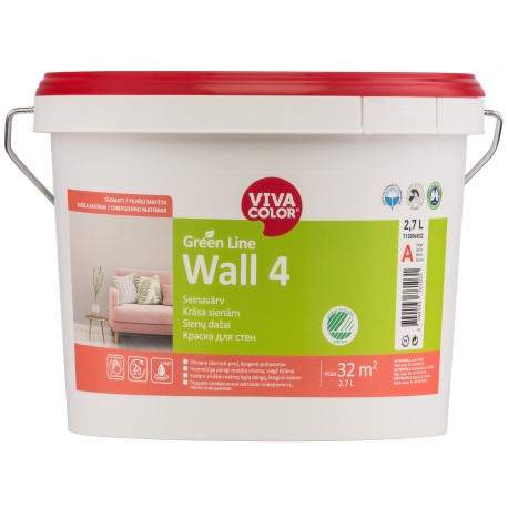 Vivacolor Green Line WALL 4 (2,7l)