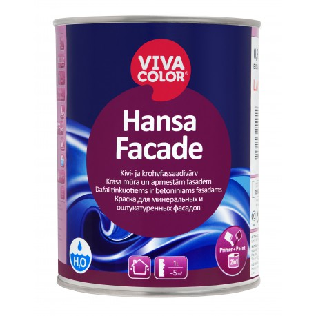 Vivacolor Hansa Facade (0,9l)