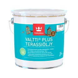 Tikkurila Valtti Plus Terassiöljy (2,7l)