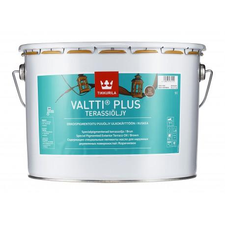Tikkurila Valtti Plus Terassiöljy (9l)