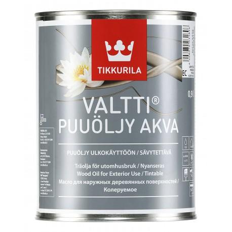 Tikkurila Valtti Puuöljy Akva (0,9l)