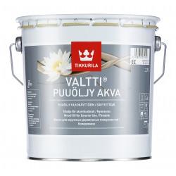 Tikkurila Valtti Puuöljy Akva (2,7l)