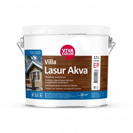 Vivacolor Villa Lasur Akva (2,7l)