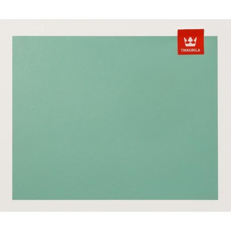 """Dažų """"Tikkurila"""" spalvos pavyzdys (25x20 cm)"""