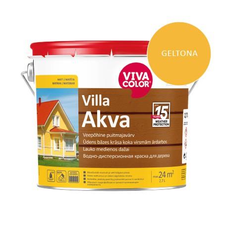 Vivacolor Villa Akva (geltona, 2,7l)