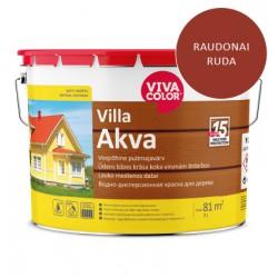 Vivacolor Villa Akva (raudonai ruda, 9l)
