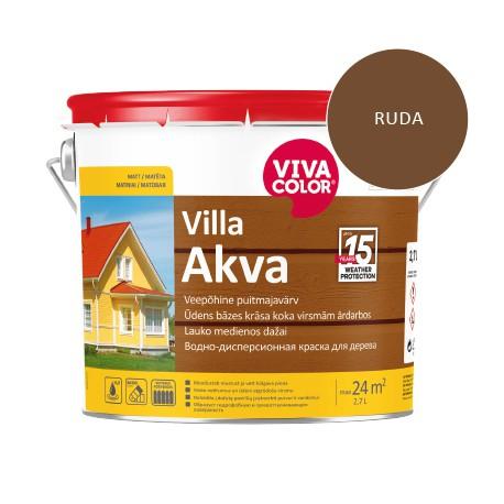 Vivacolor Villa Akva (ruda, 2,7l)