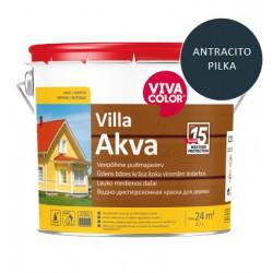 Vivacolor Villa Akva (antracito pilka, 2,7l)