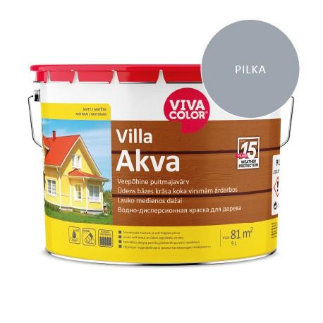 Vivacolor Villa Akva (pilka, 9l)