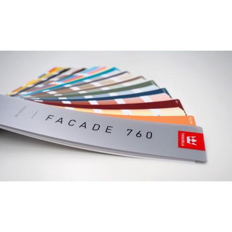 """Fasadų dažų spalvynas """"Facade 760"""""""