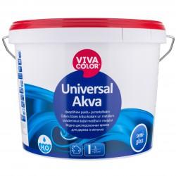 Vivacolor Universal Akva, pusiau blizgūs (0,9l)