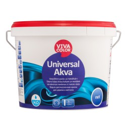 Vivacolor Universal Akva, matiniai (2,7l)