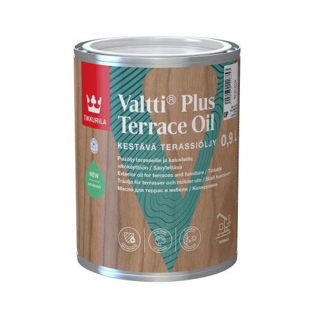 Tikkurila Valtti Plus Terrace Oil (0,9l)