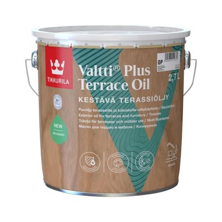 Tikkurila Valtti Plus Terrace Oil (2,7l)