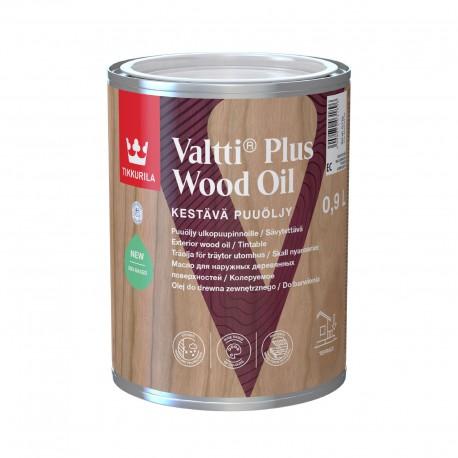 Tikkurila Valtti Plus Wood Oil (0,9l)