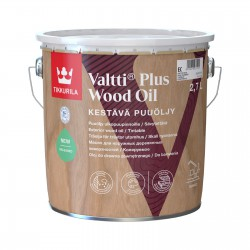 Tikkurila Valtti Plus Wood Oil (2,7l)