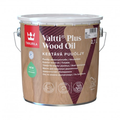 Tikkurila Valtti Plus Wood Oil (2,7l)