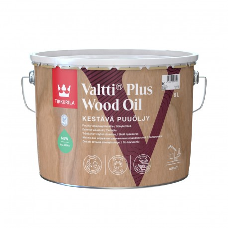 Tikkurila Valtti Plus Wood Oil (9l)